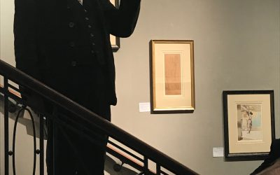 THE LAUNCH OF WHISTLER'S MOTHER, PORTRAIT OF AN EXTRAORDINARY LIFE 13 MARCH 2018